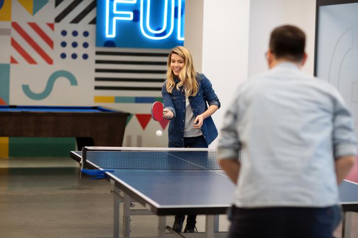 Cómo jugar mejor al ping pong
