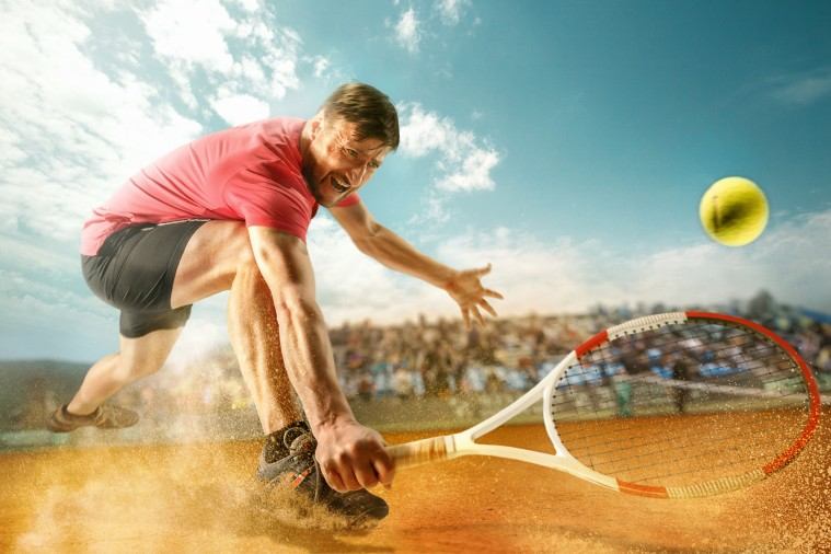 Puntuación en Tenis