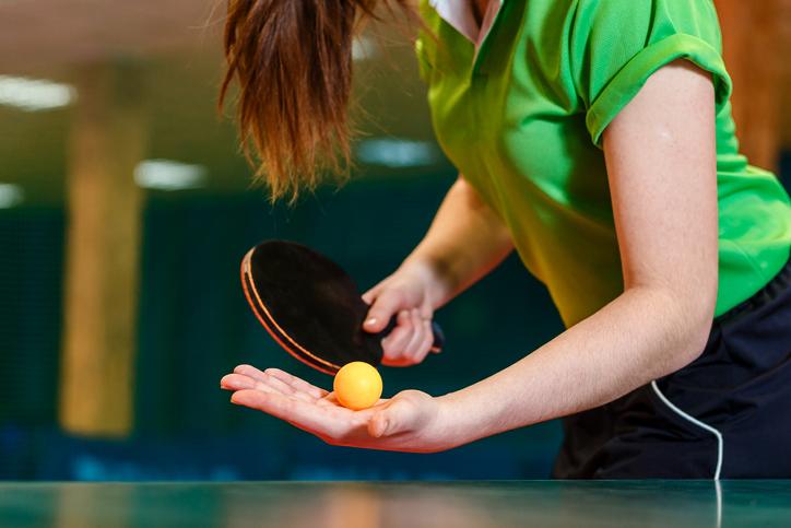 Tipos de golpes en el tenis de mesa