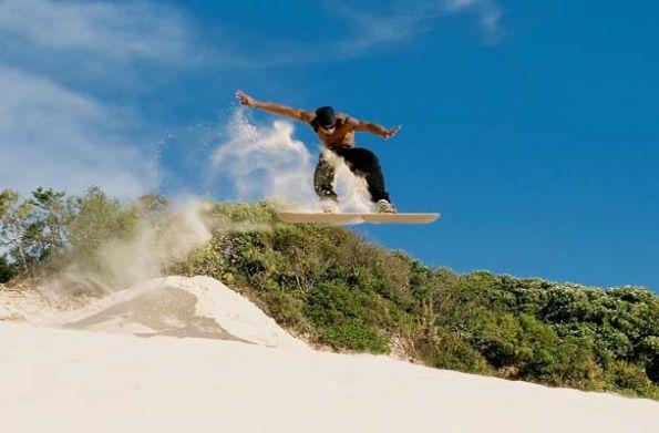 ¿Qué tener en cuenta para practicar sandboarding?