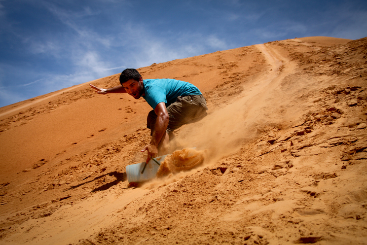 ¿Qué necesito para practicar sandboarding?