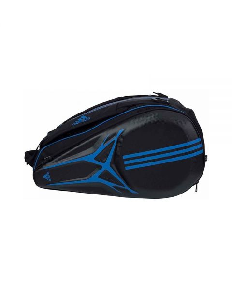 Paletero Adidas Adipower 1.9 Negro Azul