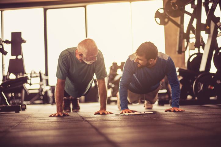Controla la hipertensión haciendo deporte