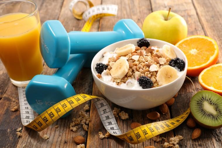 Una buena nutrición mejora el rendimiento deportivo