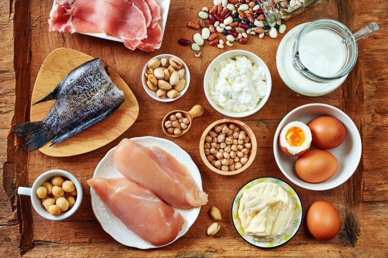 4 señales de deficiencia de proteína y cómo subsanarlo