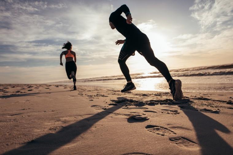 Consejos para correr por la playa