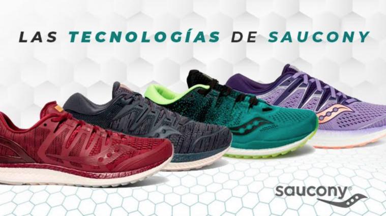 Zapatillas Saucony: diseño e innovación