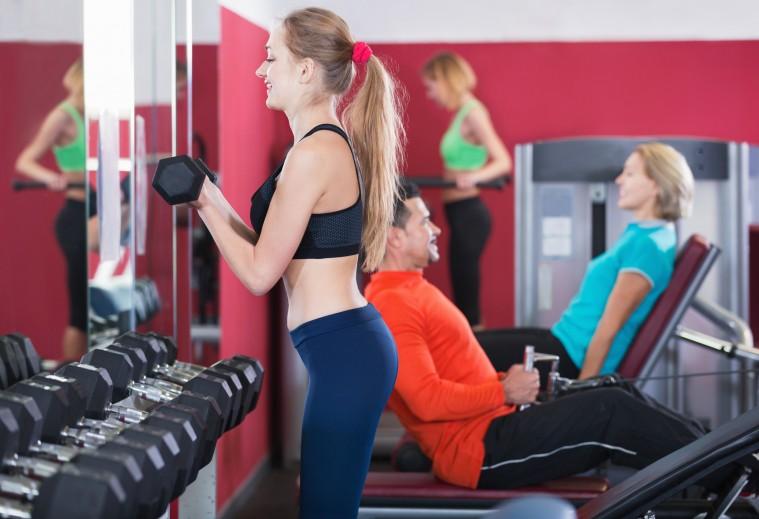 Qué son los ejercicios anaeróbicos y qué beneficios tienen