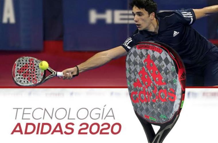 Tecnologías de Adidas pádel para 2020