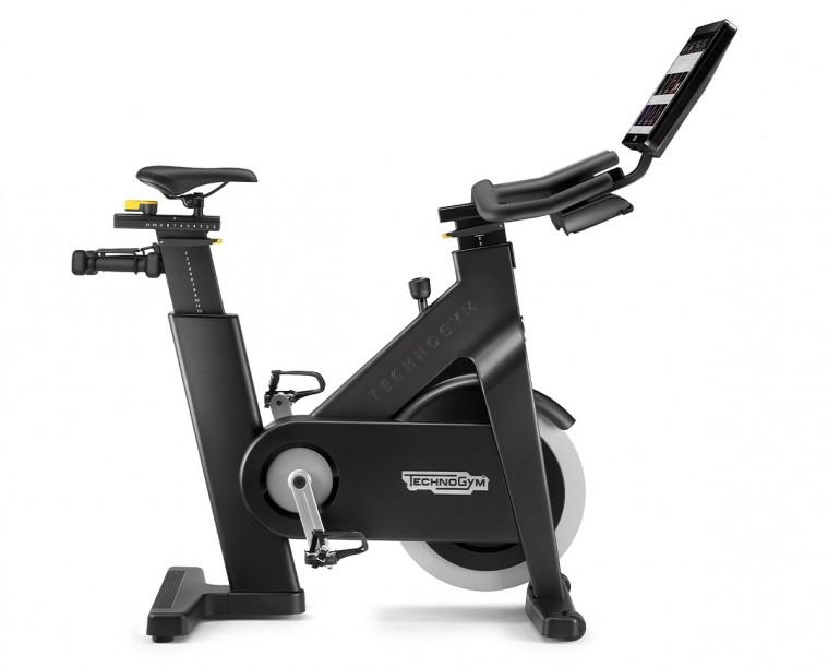 Technogym, la bicicleta indoor del futuro