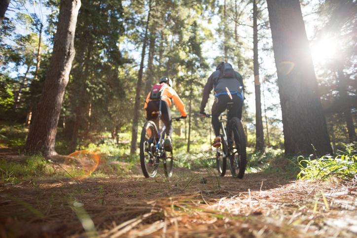 ¿Qué ropa de invierno es la más adecuada para salir en bicicleta?